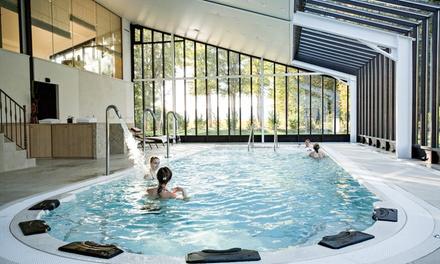2h d'accès à l'espace aquasens, option rituel renaissance d'1h pour 1 ou 2 personnes dès 29,90 € au Spa Château De Pizay