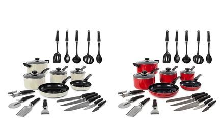 Morphy Richards Pan and Tool Set