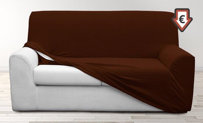 Housse de canapé extensible, modèle et coloris au choix dès 29,90€ (jusqu'à 67% de réduction)
