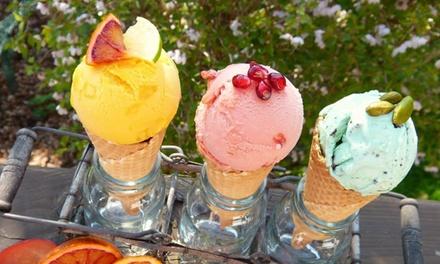 Pour 1 ou 2 personnes : 1 ou 2 parfum de glace avec 2 gourmandises au choix dès 1,50 € au restaurant Waiffle