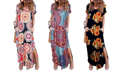 Vestidos veraniegos largos