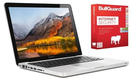 Refurbished Apple MacBook Pro A1278 4GB or 8GB RAM, 250GB or 1TB HDD with Optional Antivirus With Free Delivery