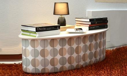 Tavolino optical con vano contenitore italia commenti e