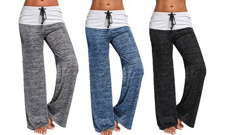 1 of 2 comfortabele broeken voor vrouwen