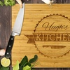 Up to 75% Off Personalized Bamboo Cutting Boards from Fabness