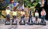 Segway Napa - Cental Napa: $75 for a Segway Tour of Historic Napa for Two  from Segway Napa ($150 Value)