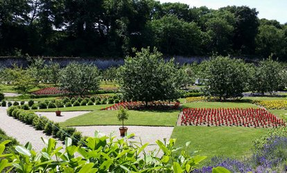 image for Colclough Walled Garden Entry for Two or Four (Up to 55% Off)