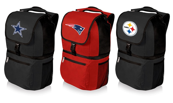 NFL Zuma Insulated Cooler Backpack