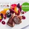 Chef-Hatted European Degustation