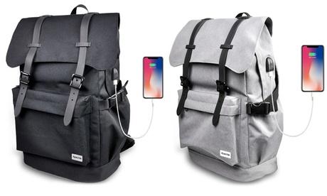 Mochila Apachie con opción a pack de mochila y cable de iluminación para iPhone