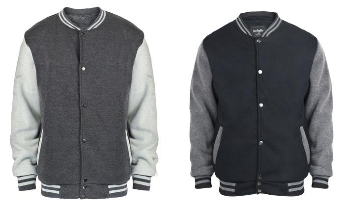 Men's Classic Varsity Jacket