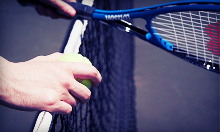 7 Flags - Clive: $99 for a Tennis Camp for Kids Aged 3–12 at 7 Flags on July 22–25 ($199 Value)