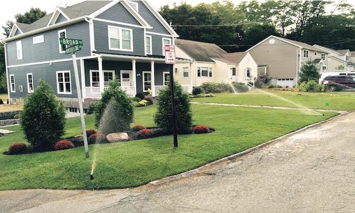 Morning Dew Lawn Sprinklers Inc. - Westchester County: $59 for Sprinkler Irrigation Start-Up for the Spring from Morning Dew Lawn Sprinklers Inc. ($120 Value)