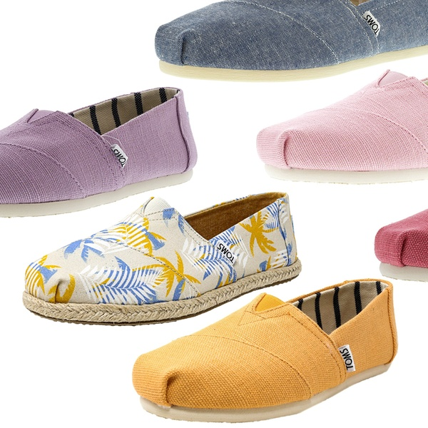 best loved 4782d 0a175 Toms Canvas Women's Shoes