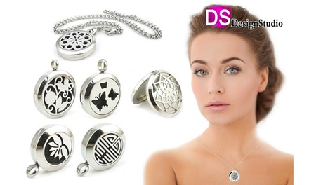 From $16.90 for an Aromatherapy Diffuser Necklace (worth up to $79.90). 10 Designs
