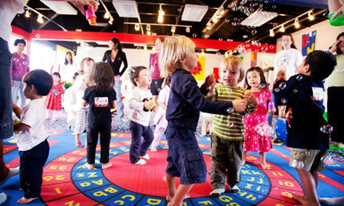 WeePlay & Learn - Ala Moana - Kakaako: One-Year Membership with Option of One Month of Playgroup, Moms' Boot Camp, or Both at WeePlay & Learn (Up to 72% Off)