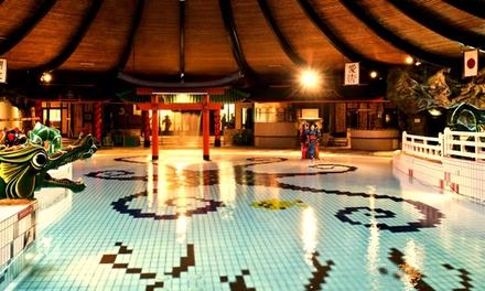Drenthe: 3 of 4daags all inclusivearrangement voor twee in 4* hotel De Bonte Wever met subtropisch zwemparadijs & meer