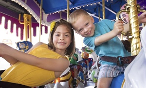 Midway of Fun: $15 for an Unlimited-Ride Bracelet or 30 Ride Tickets at Contra Costa County Fair ($30 Value)