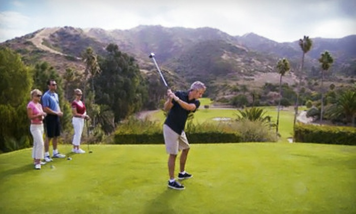Catalina Island Golf Course - Avalon: Golf Outing with Cart or Golf Outing with Cart and Rental Clubs at Catalina Island Golf Course in Avalon (Up to 54% Off)