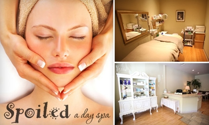 Spoiled, A Day Spa - Studio City: $60 for a 60-Minute Triple Threat Facial at Spoiled, A Day Spa in Studio City ($125 Value)