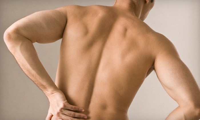 Advanced Health and Rehab Center - Humble: $49 for an Initial Chiropractic Exam and a 60-Minute Massage at Advanced Health and Rehab Center in Humble ($140 Value)