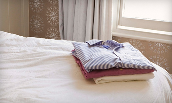 il Circulo - Multiple Locations: $25 for $60 Worth of Dry-Cleaning and Laundry Services at il Circulo in Los Gatos