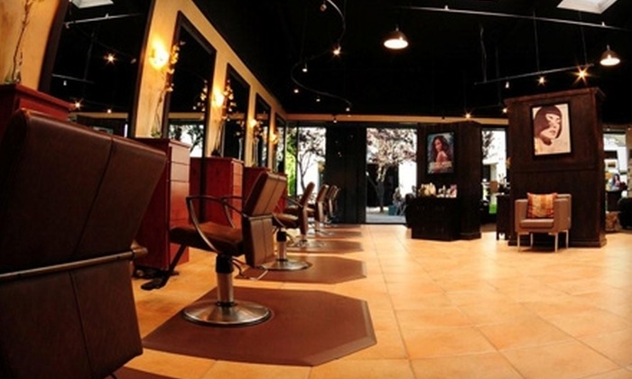 Leading Edge Salon  - Napa / Sonoma: $20 for $45 Worth of Salon Services at Leading Edge Salon in Santa Rosa