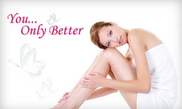 You…Only Better - Lenexa: $99 for Six Laser Hair-Removal Treatments at You…Only Better (Up to $594 Value)