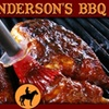 Half Off at Mike Anderson's BBQ