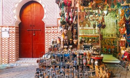 ✈ Marrakech: 3 of 4 overnachtingen in Hotel Red Marrakech met ontbijt, transfer & retourvlucht vanaf Amsterdam