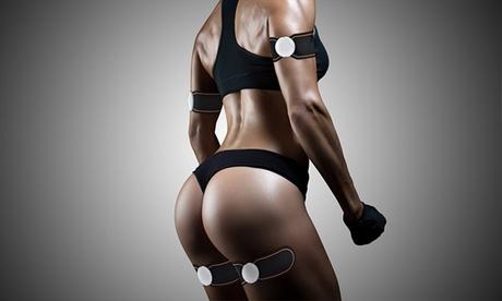 Entrenador muscular por electrodos