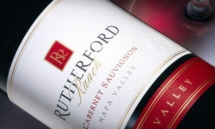 Rutherford Ranch Winery - St. Helena: $20 for Wine-and-Chocolate Tasting for Two at Rutherford Ranch Winery