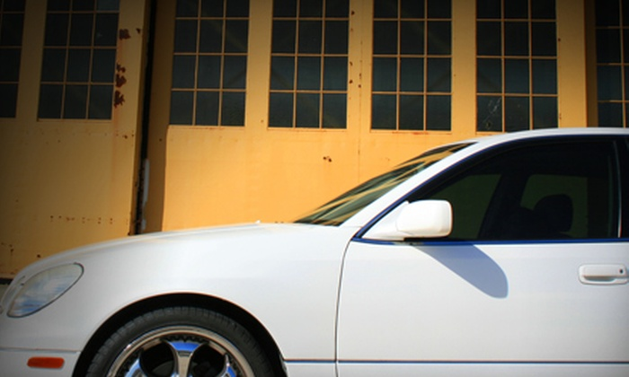 MoonShadow Window Tinting - Dallas: $159 for Full Car or SUV 3M Window Tint at MoonShadow Window Tinting ($399 Value)