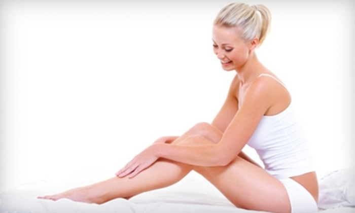 The Vanity Box - Bay Area: $20 for $40 Worth of Waxing Services at The Vanity Box