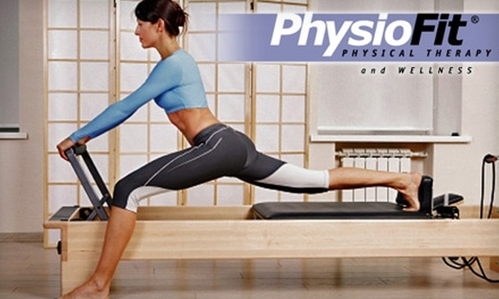 PhysioFit Physical Therapy and Wellness - Los Altos: $35 for Five Pilates Mat or TRX Suspension Training Classes at PhysioFit Physical Therapy and Wellness ($90 value)
