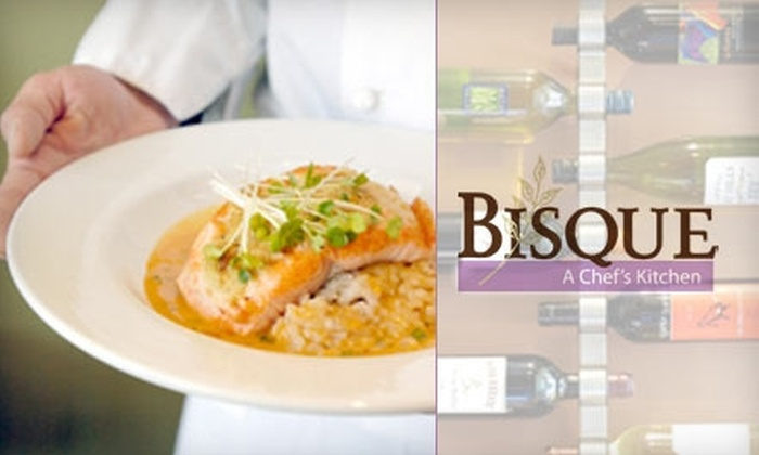 Bisque - Union Square: $15 for $30 Worth of French-Inspired Fare at Bisque