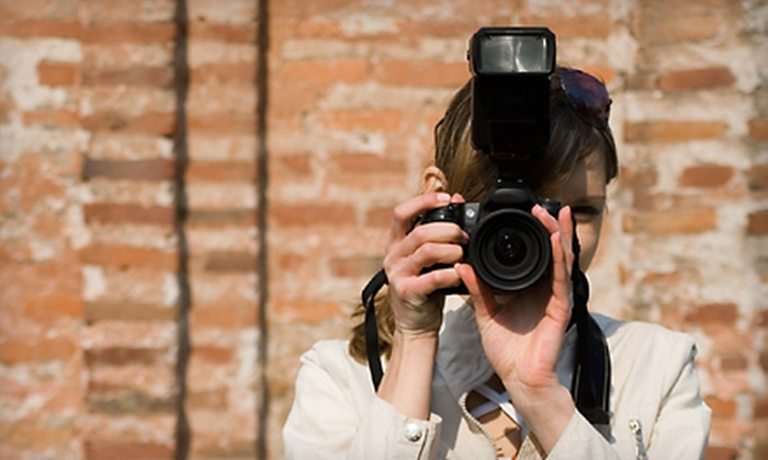 Flare Productions - Upper East: $100 for a Four-Hour Beginner Photography Workshop at Flare Productions ($350 Value)