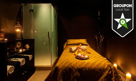 Spa para dos con degustación de tés por 19,90 € con tratamiento a elegir o masaje a cuatro manos desde 39,90 €