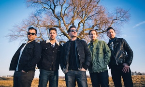 O.A.R.: O.A.R. Concert with Digital Album Download on Friday, August 26, at 7 p.m.