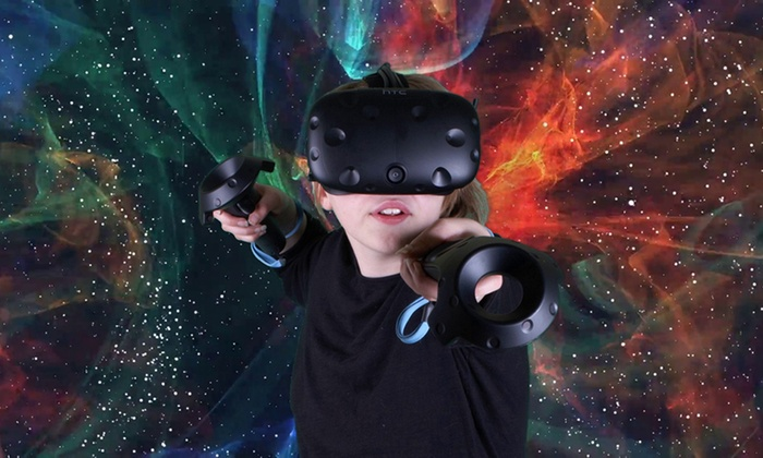 Langasm - Livingston: One-Hour VR Experience for Up to Four at Langasm (Up to 57% Off)