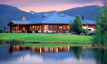 2-Night Stay for Two Adults and Up to Two Kids in a 1-Bedroom Chalet - Mount Shasta Resort in Mt. Shasta