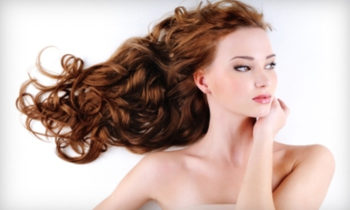 Scissors Hair Salon - Gainesville: $35 for $75 Worth of Salon Services at Scissors Hair Salon