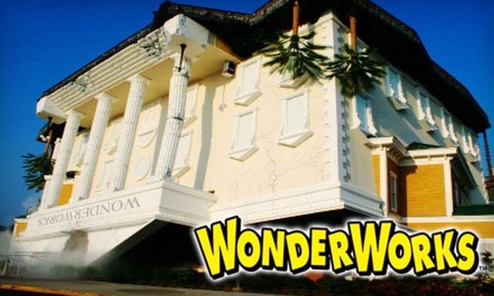 WonderWorks - Pigeon Forge: $12 for One General Admission to WonderWorks in Pigeon Forge