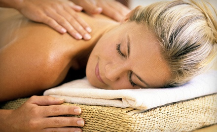 60-Minute Swedish, Pressure-Point, or Deep-Tissue Massage (a $65 value) - Laura Christine's Salon & Day Spa in Hamburg