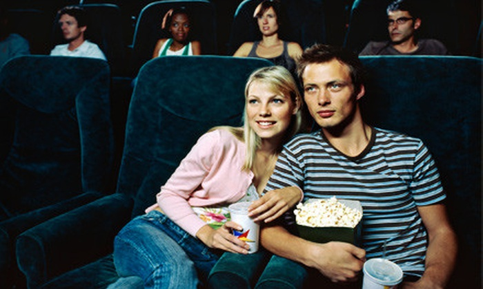 Clova Cinema - Cloverdale: $13 for a Movie Outing for Two with Medium Drinks and Large Popcorn at Clova Cinema in Surrey (Up to $26 Value)