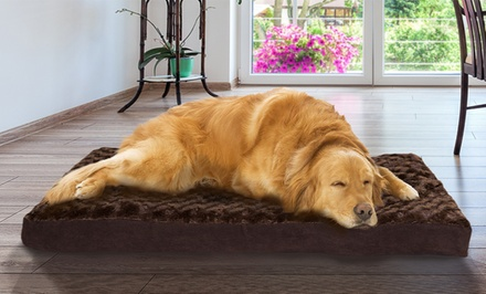 Furhaven Memory-Foam Pet Beds