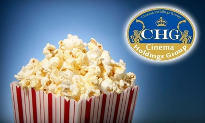 Cinema Holdings Palatka Stadium 4 - Palatka: $10 for One Movie Ticket, Small Popcorn, Small Drink, and Candy at Cinema Holdings in Palatka