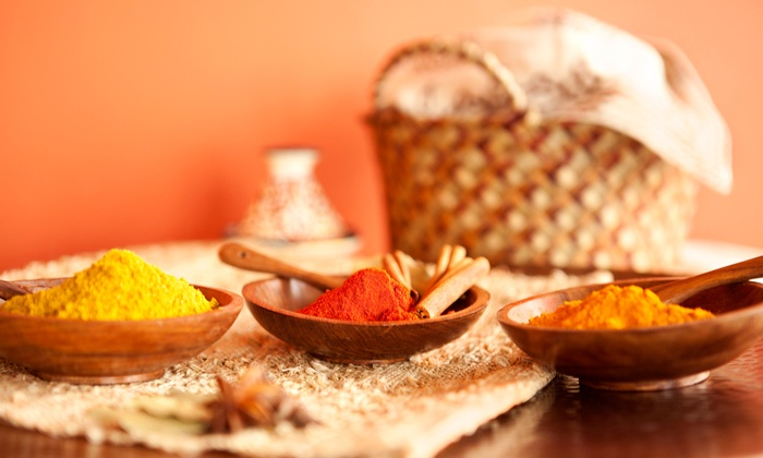 Take a Spice Tour of India and Beyond Over a Vegetarian Lunch - Gaithersburg: Learn how to use and blend Indian and Middle Eastern spices during a hands-on demo and then enjoy a delicious lunch.