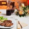 Menu con grigliata mista e vino a Marostica