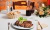 A Betoea Ristorantino - Marostica: Menu con grigliata mista e vino per 2 o 4 persone a Marostica da A Betoea Ristorantino (sconto fino a 63%)